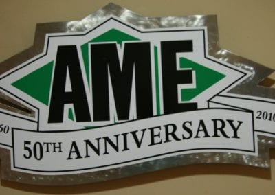 50 Year Anniversary for AME.