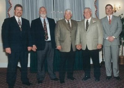 AME Family Affair gathered for 40th Anniversary Celebration